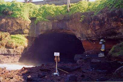 Die Fledermaushöhle von Soka